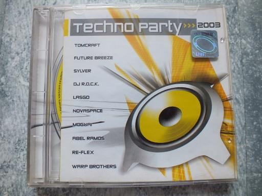 Plyta Cd Techno Party 2003 Skladanka Snake X27 S Music 9216505079 Allegro Pl