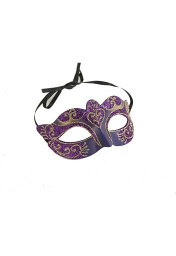 Maska Karnawałowa Wenecka Opaska na Oczy