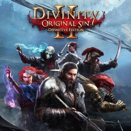 Divinity Original Sin 2 Definitive Edition Steam Stan Nowy 9527515057 Allegro Pl