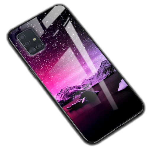 Etui Glass Case Szklane Do Samsung Galaxy A51 8820678461 Sklep Internetowy Agd Rtv Telefony Laptopy Allegro Pl