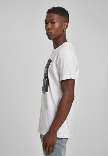 T-shirt Mister Tee Adidas Fuck The Truth White S 10672457236 Odzież Męska T-shirty AY AEFUAY-2