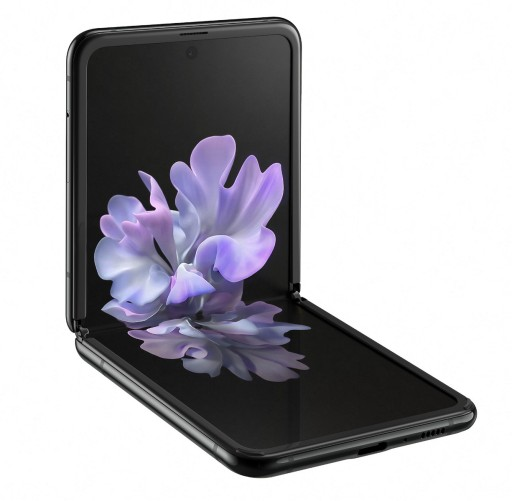 Smartfon Samsung Galaxy Z Flip Czarny 9109203910 Sklep Internetowy Agd Rtv Telefony Laptopy Allegro Pl