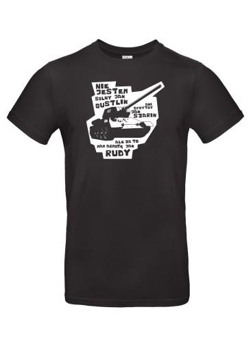 Koszulka Mam lufę jak Rudy 102!, roz. XXL 10420650005 Odzież Męska T-shirty TA SFAYTA-3