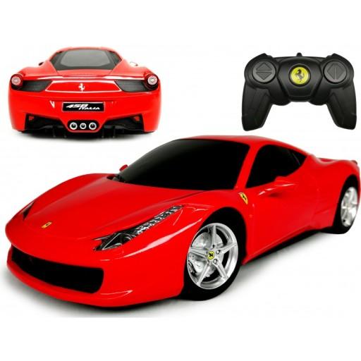 Autko Zdalnie Sterowane Ferrari 458 Italia Pilot 9603221724 Allegro Pl