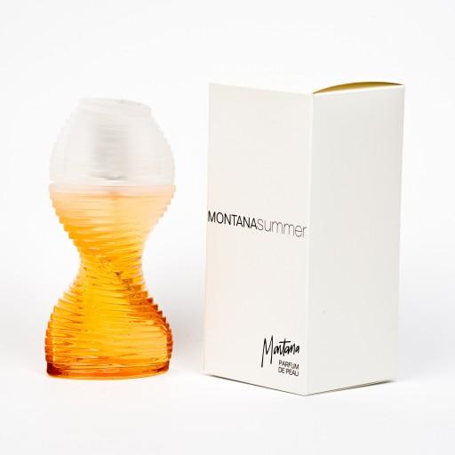 montana parfum de peau - montana summer