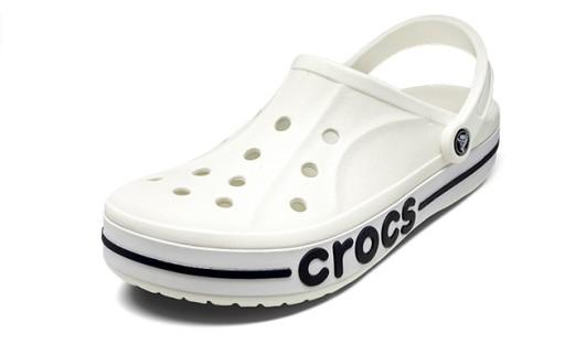 CROCS letnie buty new hole sandały biały 10781122595 Obuwie Męskie Męskie YY WGJGYY-7
