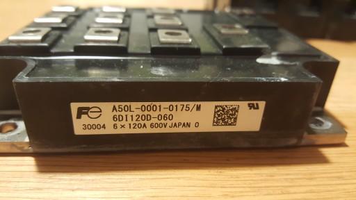6DI120D-060 6xx120A 600V JAPAN