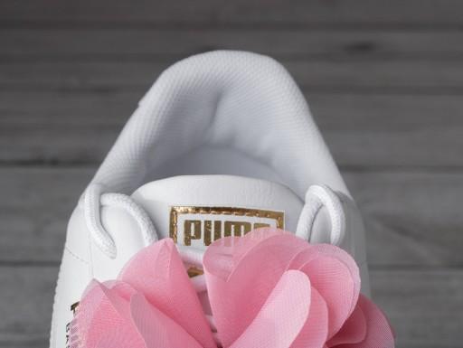 Buty trampki Puma Basket Flower 368950 01 9214427265