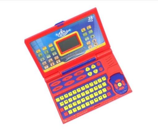 Laptop Edukacyjny Dla Dzieci Moj Pierwszy Laptop 9423410121 Allegro Pl