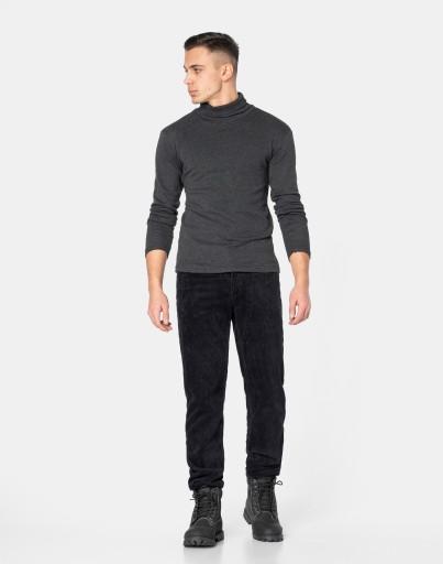 Spodnie Sztruksowe Sztruksy Męskie MS007 pas 88 cm 10049174820 Odzież Męska Spodnie DW NNAKDW-7