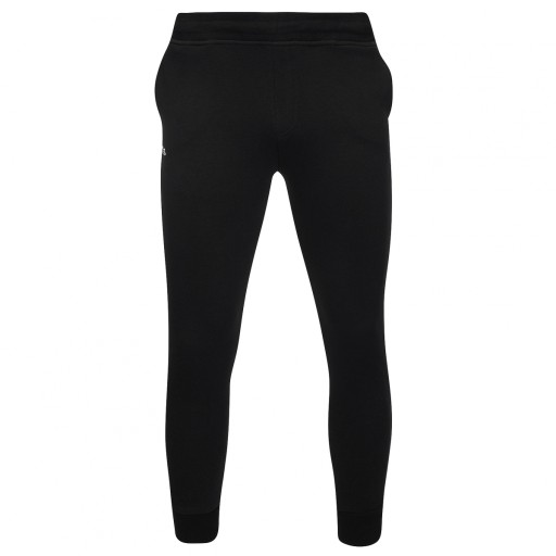 Lacoste spodnie dresowe męskie czarne /XXL 9896186546 Odzież Męska Spodnie YT BJLJYT-1