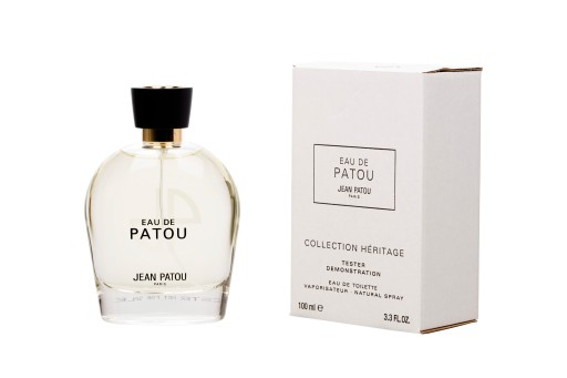 jean patou collection heritage - eau de patou