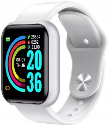 SMARTWATCH zegarek sport do Apple Samsung Huawei B