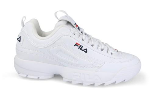 Buty sneakers Fila Disruptor Low Wmn 1010302 1FG