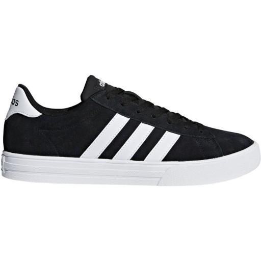 Czarne Buty Męskie Sportowe Adidas r.42