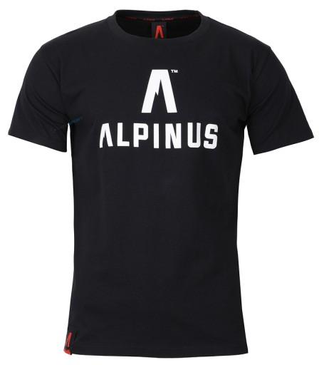 ALPINUS KOSZULKA MĘSKA T-SHIRT ZESTAW 2szt L 10495042988 Odzież Męska T-shirty CP QOIYCP-7