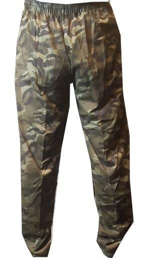 Spodnie Moro Dresowe Wojskowe Dresy wygodne 6XL 10620048655 Odzież Męska Spodnie BJ XRHNBJ-7