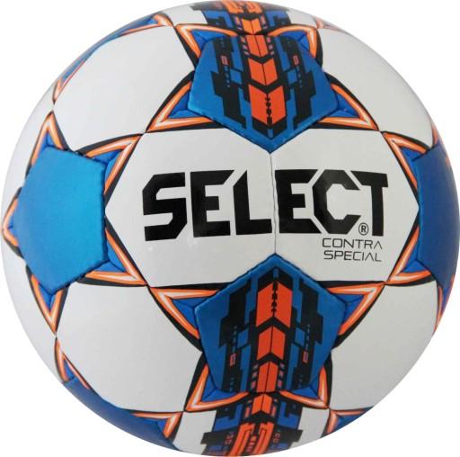 SELECT Piłka Nożna CONTRA Special 5 biało/niebiesk