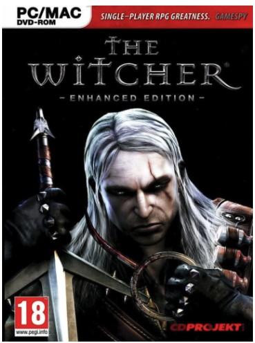 Wiedźmin Witcher Enhanced Edition Pudełkowa Nowa