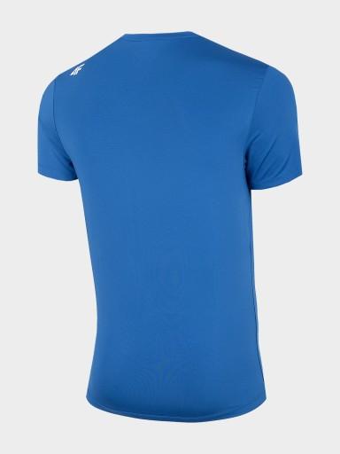 KOSZULKA TRENINGOWA MĘSKA 4F TSMF002 10695672774 Odzież Męska T-shirty OC PUOEOC-5