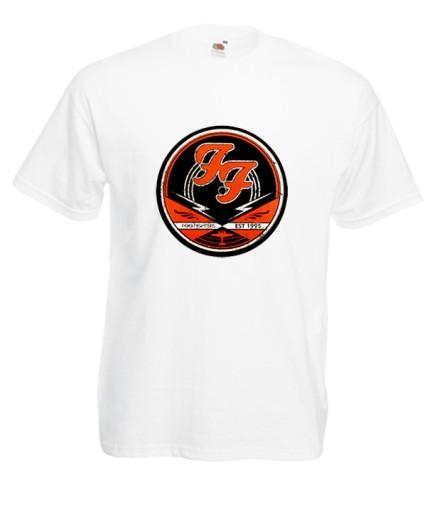 L KOSZULKA MĘSKA FOO FIGHTERS Dave Grohl WZÓR 9277725968 Odzież Męska T-shirty XM FBRQXM-2