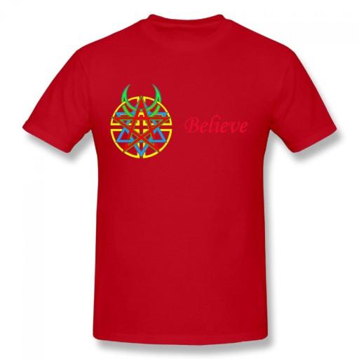 Disturbed Believe meski podkoszulek t-shirt 10679158529 Odzież Męska T-shirty MS KDVCMS-2