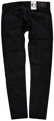 LEE spodnie SLIM tapered sztruks LUKE _ W32 L32 10221734925 Odzież Męska Jeansy OC QRTIOC-8