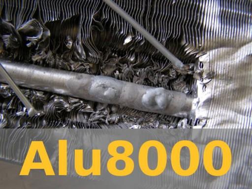 SPAWANIE ALIUMINIS spoiwo LUTOWANIE 400st. C 50cm