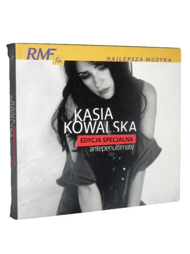 2 CD - Kasia Kowalska - Antepenultimate