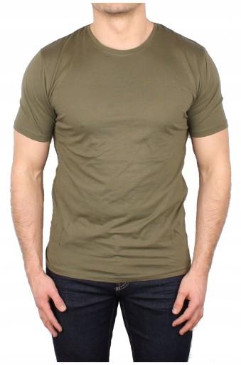 ZIELONA KOSZULKA Only Sons T-SHIRT DZIURY MODNY L 9458629953 Odzież Męska T-shirty OD IWBTOD-6