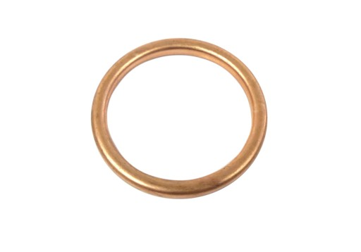WSK 125 GASKET THE WHEEL EXHAUST CILINDRAS