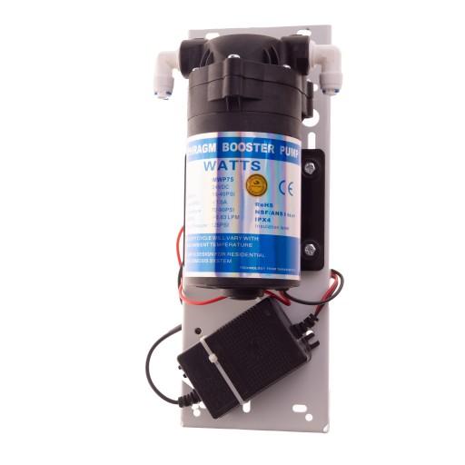 Kompletna pompa wspomagająca do osmozy Filtr wody