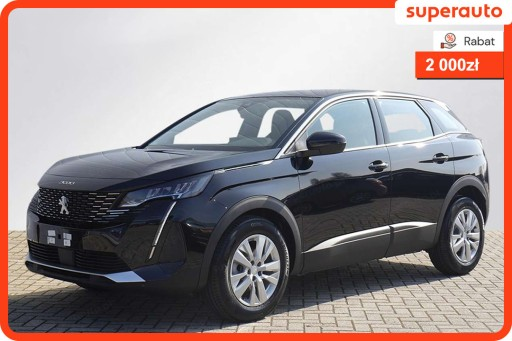 Peugeot 3008 II Crossover Facelifting  1.2 PureTech 130KM 2021