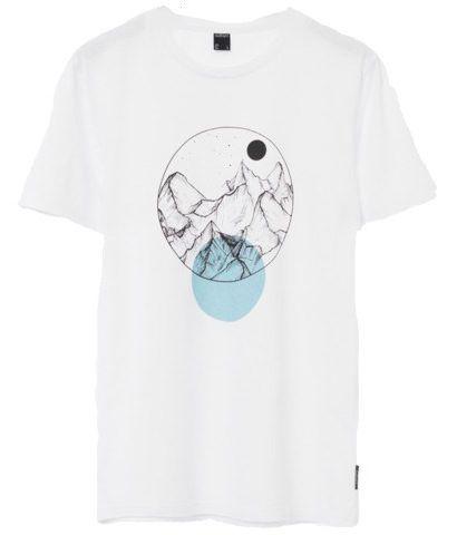 SPORTOWA MĘSKA KOSZULKA T-SHIRT OUTHORN BAWEŁNA 10518520537 Odzież Męska T-shirty LE XUIULE-2