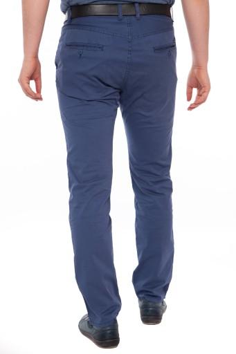 Spodnie Męskie Chinosy SHARK BLUES 457 96cm/182 10451735142 Odzież Męska Spodnie MG DBXKMG-4