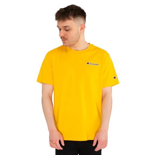Koszulka męska Champion Crewneck 215940-YS022 M 10710482530 Odzież Męska T-shirty TP IYRBTP-1