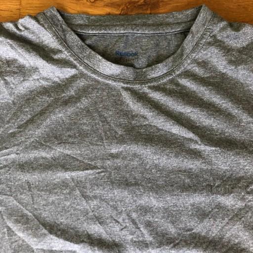 REEBOK MĘSKI SPORTOWY T-SHIRT LOGO Rozm. S 10791749119 Odzież Męska T-shirty GI MNWWGI-6