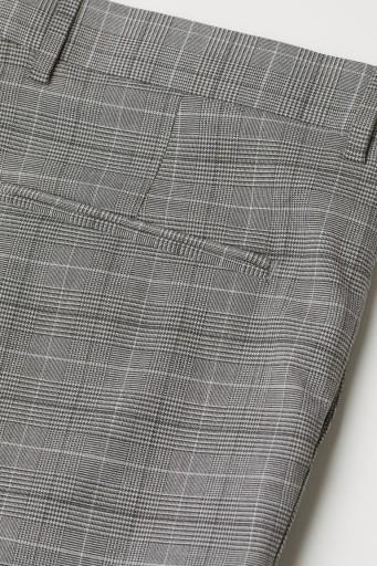 Spodnie garniturowe Skinny Fit H&M r.46 10247708347 Odzież Męska Spodnie CS MYJMCS-6
