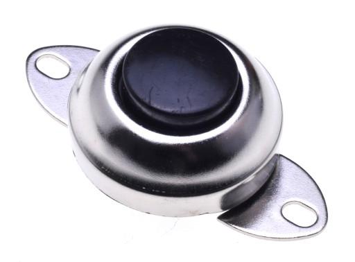 Przycisk duży 12V/6A ASW-08 klakson (671)