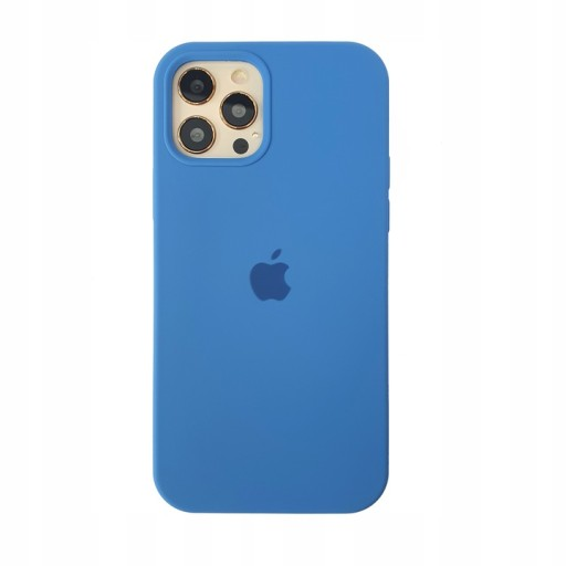 Etui do Apple iPhone 12 mini Niebieski