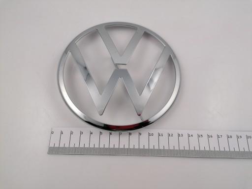 VW GOLF VIII 8 EMBLEMAT ZNAK 5H0853601D