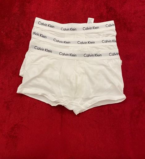 Bokserki Meskie Calvin Klein Majtki M Biale Ck 9815370031 Allegro Pl