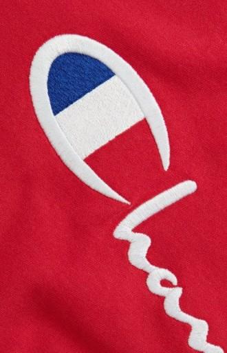 Koszulka Champion Script Logo Crew (210972) HTR 8361623105 Odzież Męska T-shirty HG IVRXHG-8