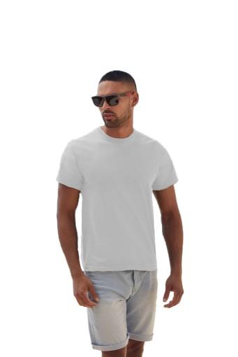 Koszulka męska T-shirt ORIGINAL PONADCZASOWA L 9367639894 Odzież Męska T-shirty EQ FQJWEQ-2
