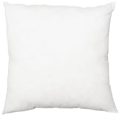 Poduszka jasiek wkład do poszewki biała 40x40 cm