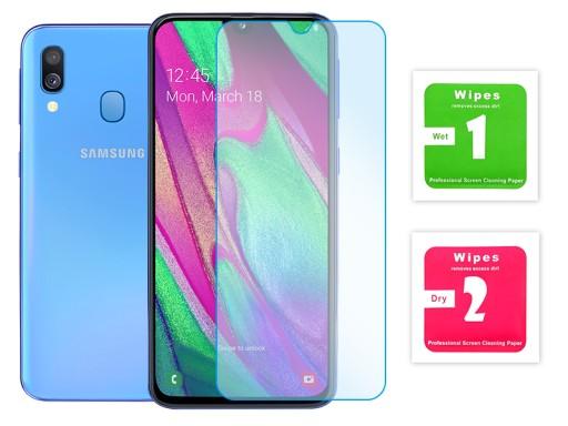 Szklo Hartowane Szybka Do Samsung Galaxy A40 8076288160 Sklep Internetowy Agd Rtv Telefony Laptopy Allegro Pl