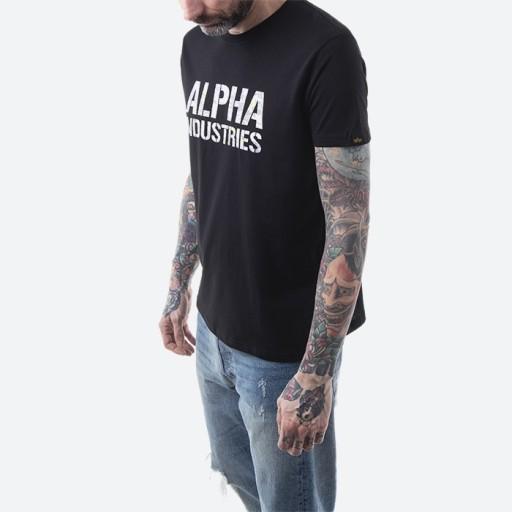 Alpha Industries Camo Print Tee 156513 595 XL 10048845535 Odzież Męska T-shirty KD VREJKD-6