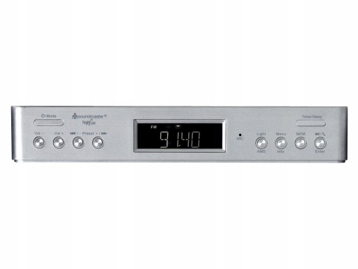 RADIO KUCHENNE PODWIESZANE FM DAB+ USB BLUETOOTH