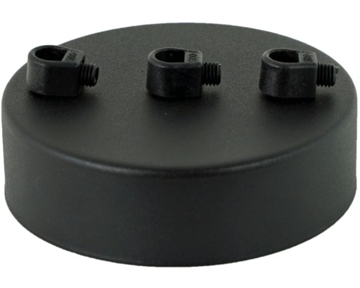 podsufitka do lampy czarna allegro