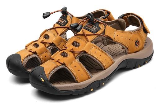 Men's Beach Shoes Sandals Sporting Summer 10466338320 Obuwie Męskie Męskie DL NKMLDL-6